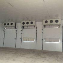 Luftkühler mit Freikühloption